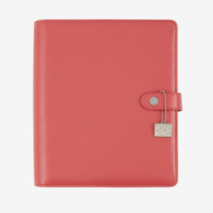 plan-point plannerpakket deluxe a5 coral