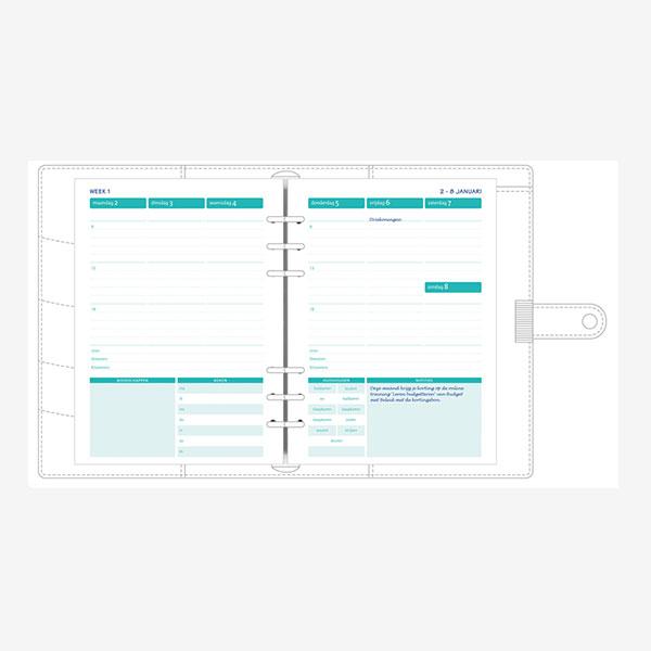 organizing agendavulling 2018-3
