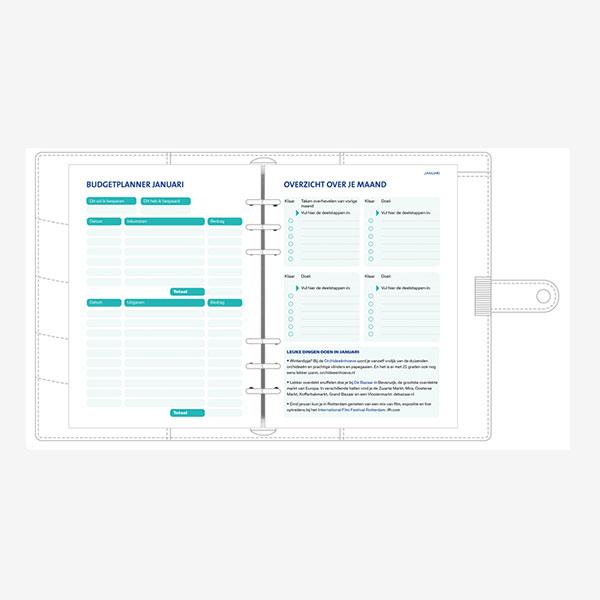 organizing agendavulling 2018-5