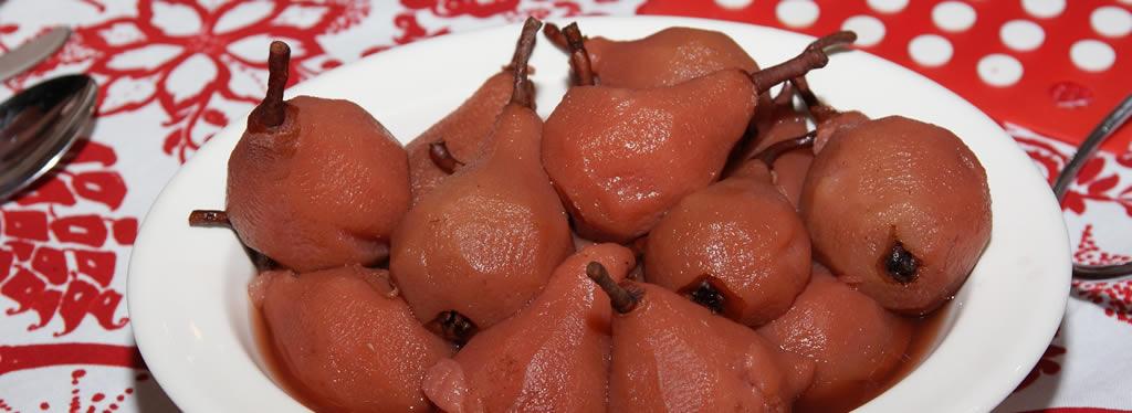 Lekker aan de slag met toffe peren, inclusief een kerstrecept!