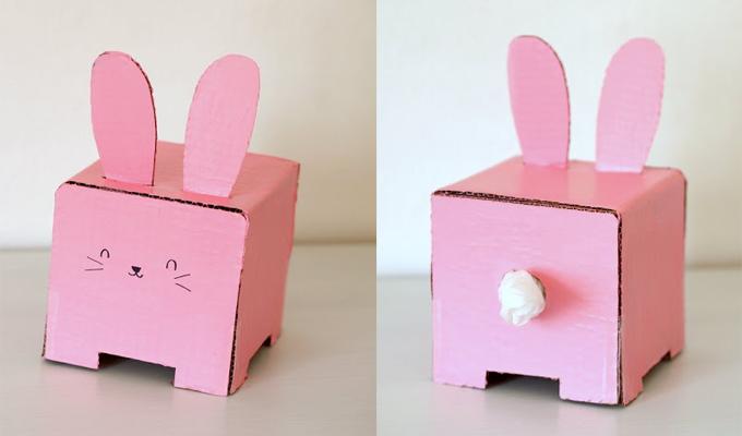 konijn surprise sinterklaas