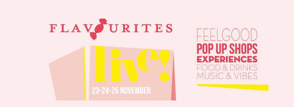 Win kaartjes voor Flavourites Live