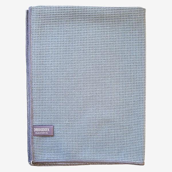 Plan-Point microvezel droogdoek grijs