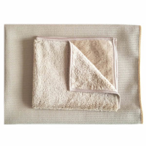 Plan-Point-microvezel-2-delige-raamset-(Beige)