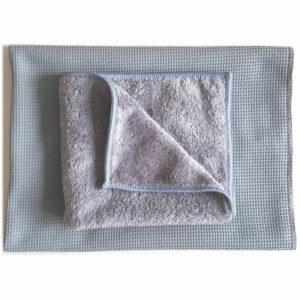 2-delige raamset (grijs)