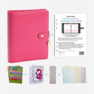Plannerpakket Deluxe A5 Pink