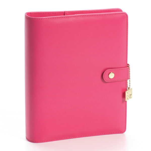 Pink A5 Planner Cover – Carpe Diem