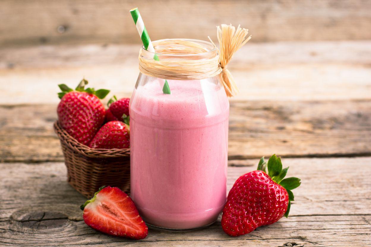 Leuke feitjes en tips over aardbeien + een 4 snelle smoothies