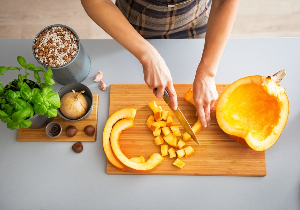 Leuke weetjes over pompoenen + een lekkere pompoen lasagne