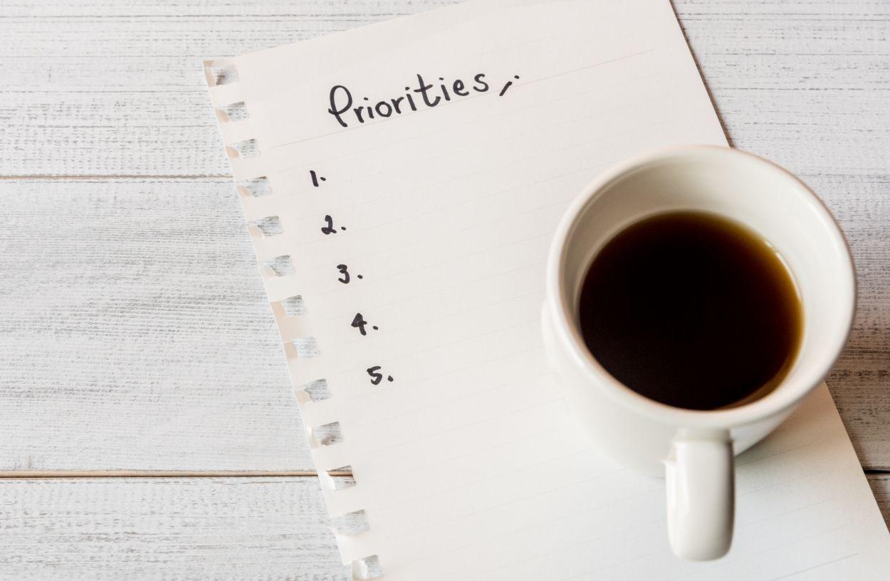 In 5 stappen naar een goede actielijst