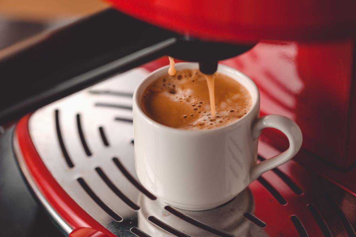 Koffiezetter ontkalken #5