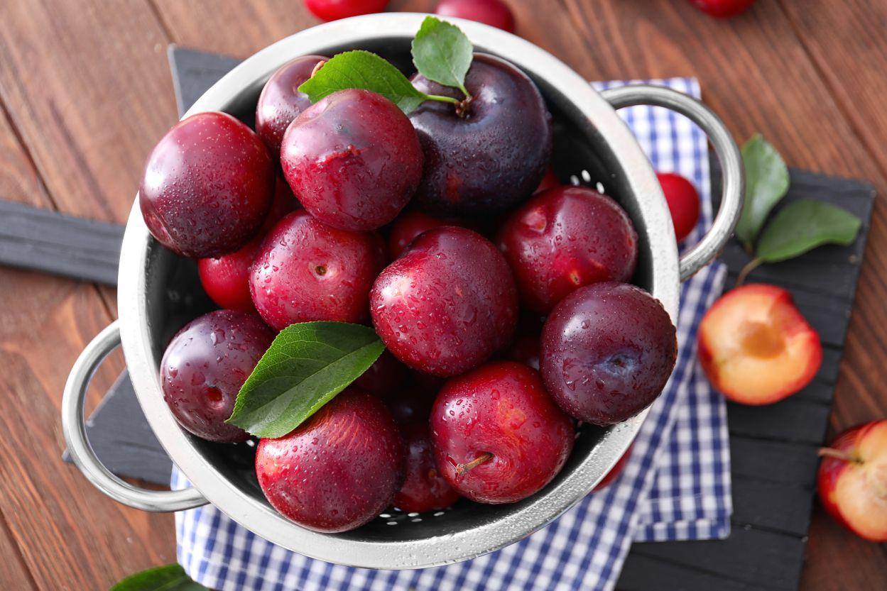 Leuke feitjes en tips over pruimen + een noedel recept