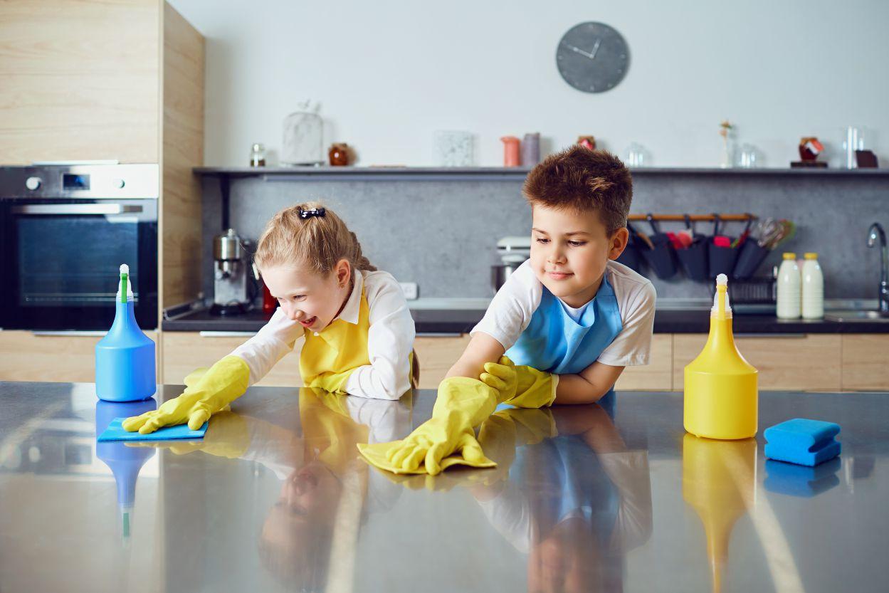 Opruimen met kinderen? Zo maak je het leuk