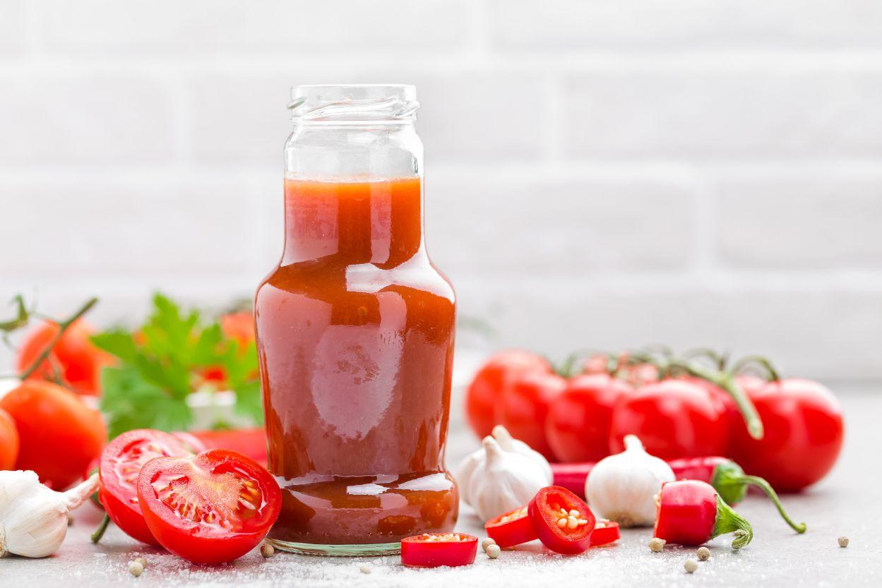 Tomatenketchup toch gezonder dan gedacht