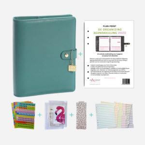 Plannerpakket Deluxe A5 Tea