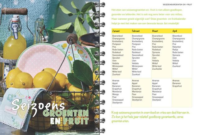 de organizing agenda 2020 groent en fruitplanner