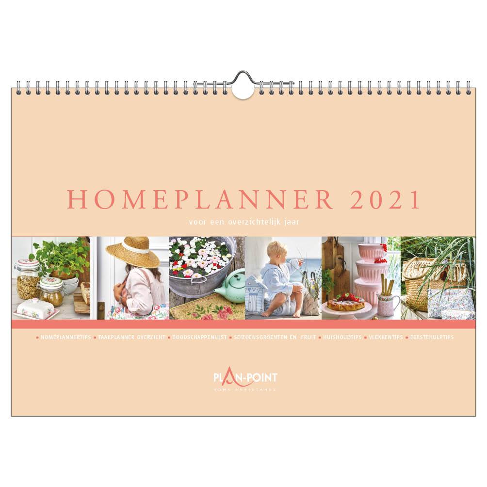Plan Point Homeplanner 2021 Alle Gezinsactiviteiten In Een Oogopslag